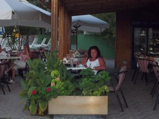 Marilena Hotel: Pool bar