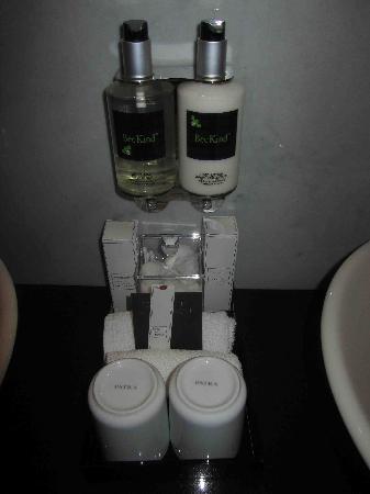โรงแรมเดอะเมย์แฟร์: Bath amenities