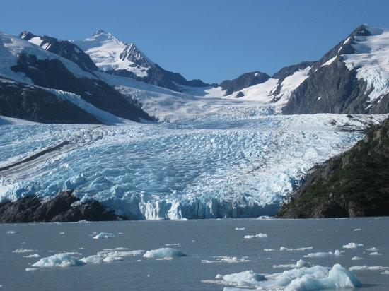 Alaska's Finest Tours & Cruises - Tours: Glacier