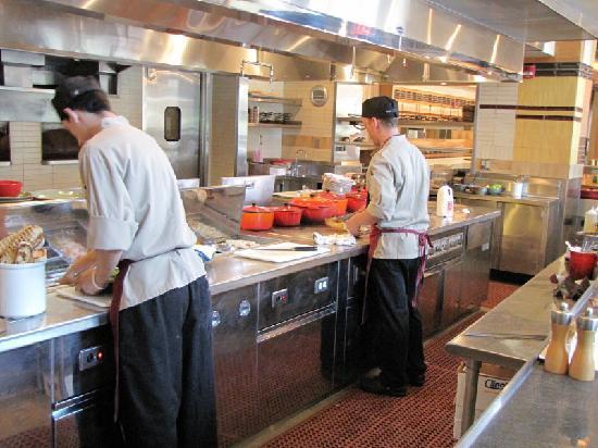 Hyatt Regency Scottsdale Resort and Spa at Gainey Ranch: The chefs at SWB