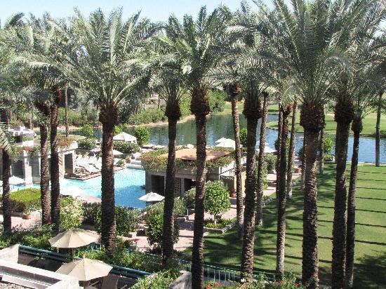 Hyatt Regency Scottsdale Resort and Spa at Gainey Ranch: Great view from room