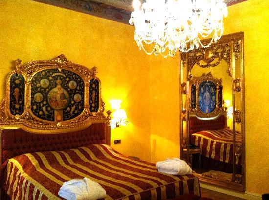 Alchymist Nosticova Palace: My room