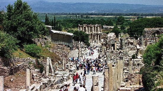 True Blue: Ephesus Greco-Roman