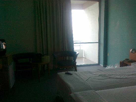 Hotel Saint Minas Beach: Twin Beds