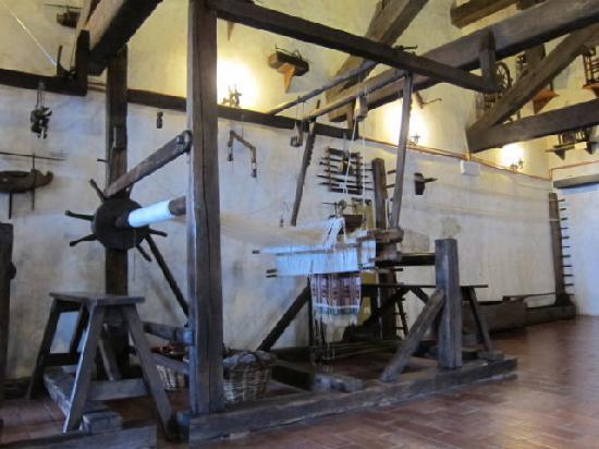 Sapori e Saperi: Antique loom Museo Etnografico