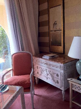 Grand Hotel Villa Castagnola: In our room