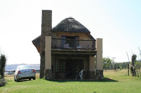 Ardmore Guest Farm: Mountain View Cottage