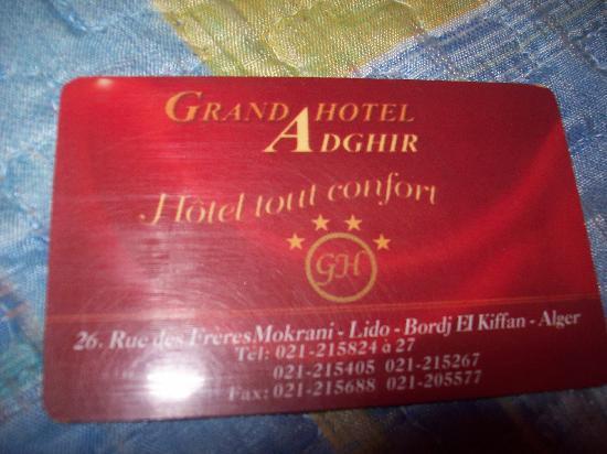 Hotel Grand Adghir: 4*