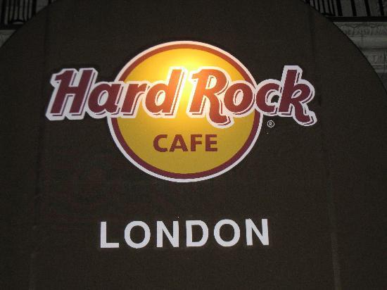 Hard Rock Cafe London: Eingang