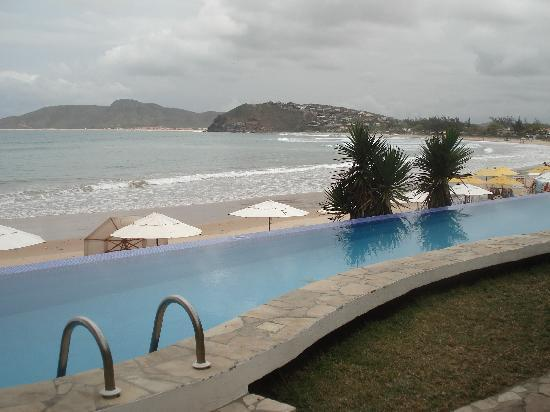 Chez Pitu Praia Hotel: Vista da piscina