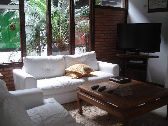 Chez Pitu Praia Hotel: Sala de internet