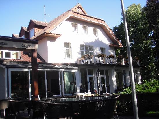 Hotel Vandenis