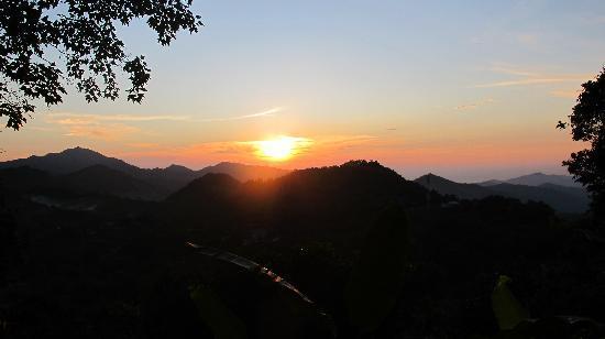 Casa Loma Minca: Sunset