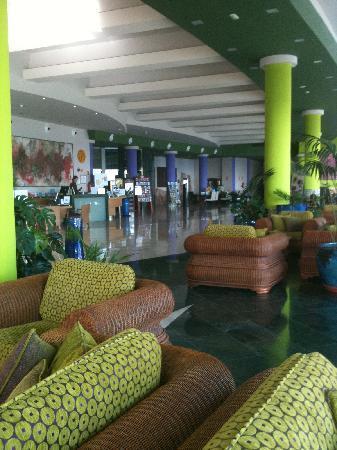 Gloria Palace Royal Hotel & Spa: reception