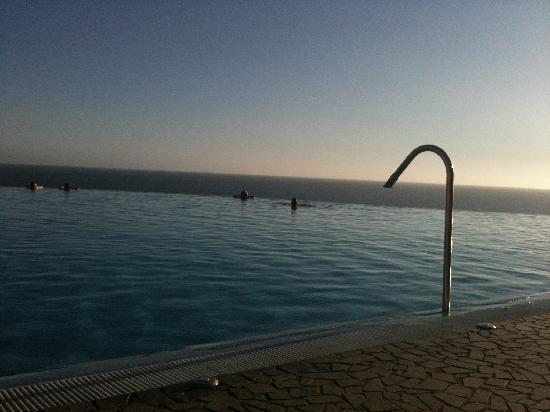 Gloria Palace Royal Hotel & Spa: the beautiful infinity pool