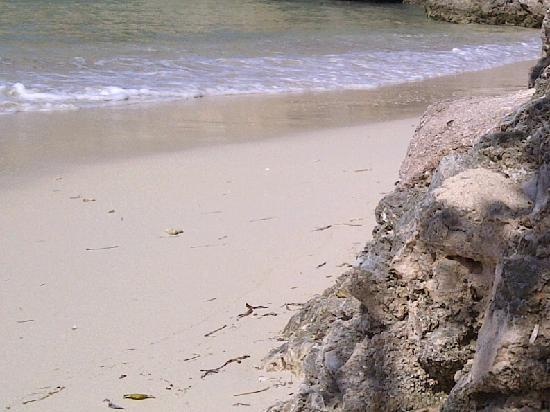 Hotel Club Amigo Atlantico Guardalavaca: Almost like your own private beach!