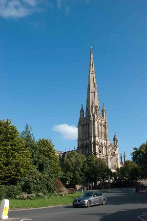 St Mary Redcliffe Church: The Church