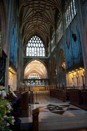 St Mary Redcliffe Church: Fantastic