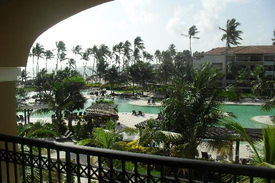 Now Larimar Punta Cana: partial ocean view room