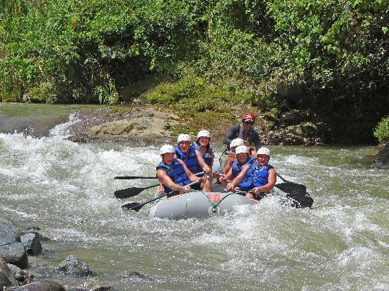 Iberostar Costa Dorada : Casual jaunt down river