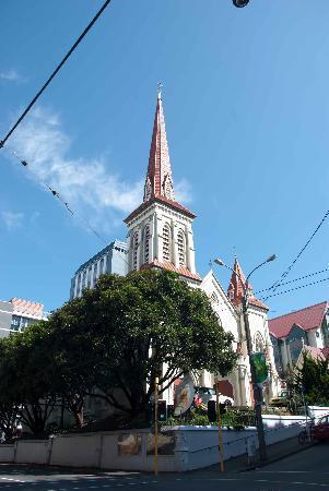 St. John's in the City: Nice church