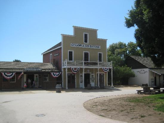 Old Town San Diego State Historic Park: museums