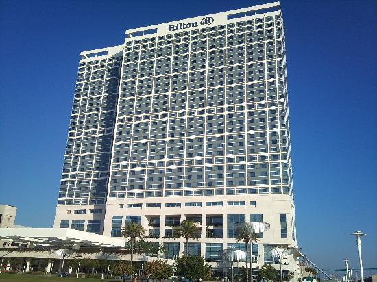Hilton San Diego Bayfront: Fachada