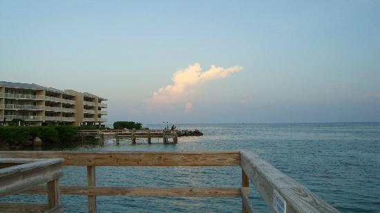 Key Colony Beach, ฟลอริด้า: Evening time....