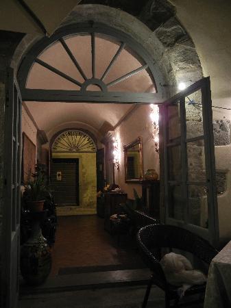 Locanda al Pozzo Antico: Restaurant