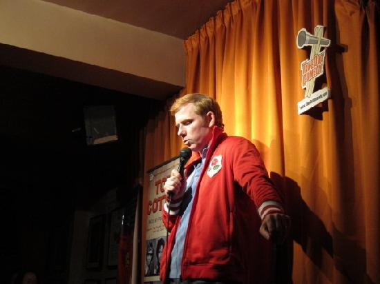 Take Out Comedy: Tom Cotter