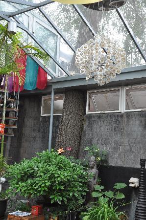 Kellys Courtyard: the courtyard