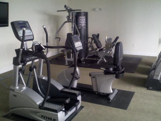 เมจิคทรี รีสอร์ท: Exercise Room