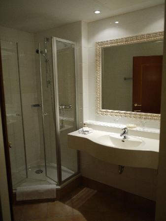 Hotel Prinzregent München: 浴室スペース