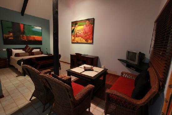Wellesley Resort Fiji: Imperial Suite inside upon arrival May 2011