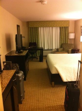 Hilton Garden Inn Eugene / Springfield: room
