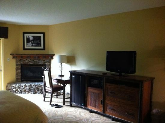 Old Creek Lodge: New Rooms