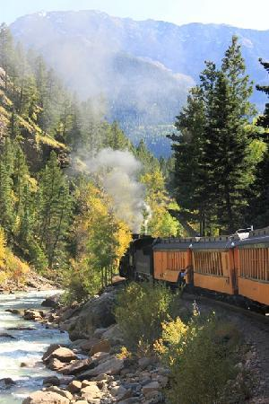 Durango and Silverton Narrow Gauge Railroad and Museum: Durango Silverton Train