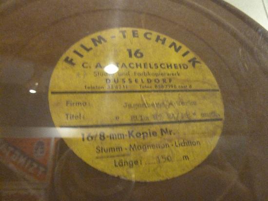 Qingdao Beer Museum: Filmtechnik aus Düsseldorf