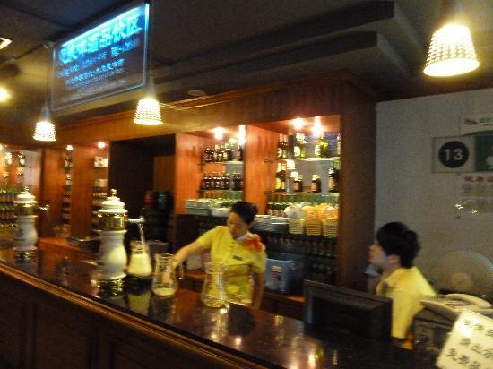Qingdao Beer Museum: Bierverkostung