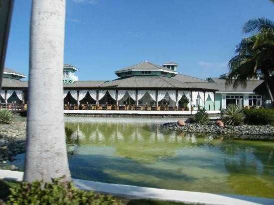 Melia Península Varadero: the main buffet restaurant