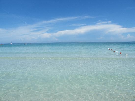 Melia Península Varadero: the stunning ocean again!