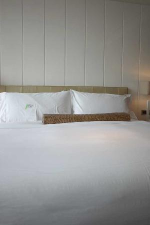 ดับเบิ้บยู ไทเป: Heavenly Bed...i want one..