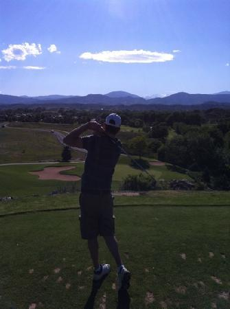 Mariana Butte Golf Course: great views