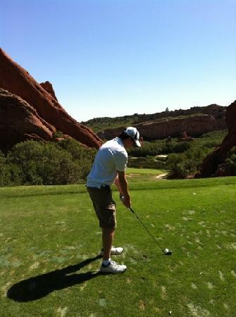 Arrowhead Golf Club: par 3 spectatular