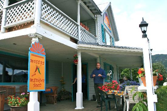 Mosey's Cantina: perfect break from camp food