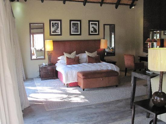"Dulini River Lodge : Our amazing ""cottage"""