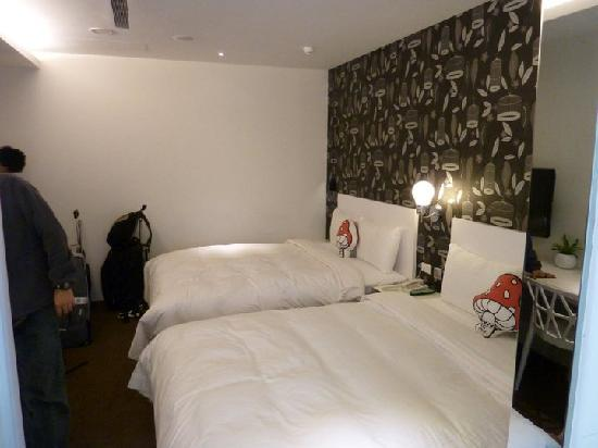 CityInn Hotel Plus - Ximending Branch: Family room for 4
