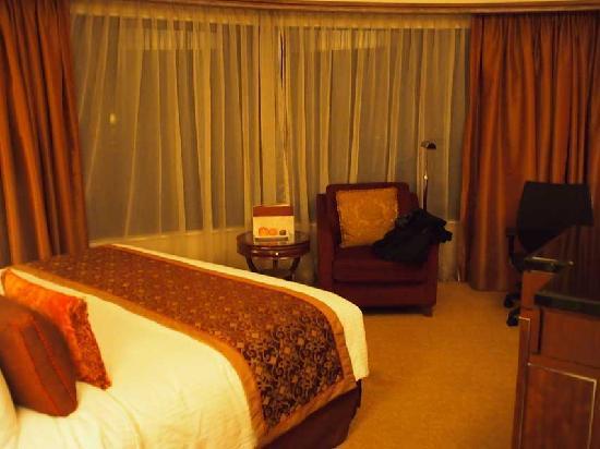 โรงแรมแชงกรี-ล่า กัวลาลัมเปอร์: A little bit tight...