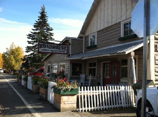 Talkeetna Roadhouse: The Roadhouse