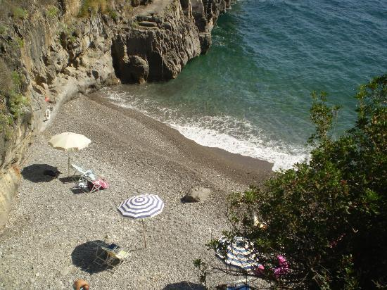 La Fenice: The beach